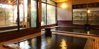 総檜大浴場「乙姫の湯」