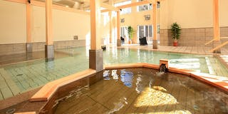 大浴場「名月の湯」