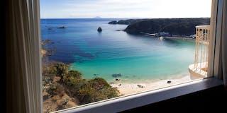 海側客室眺望イメージ