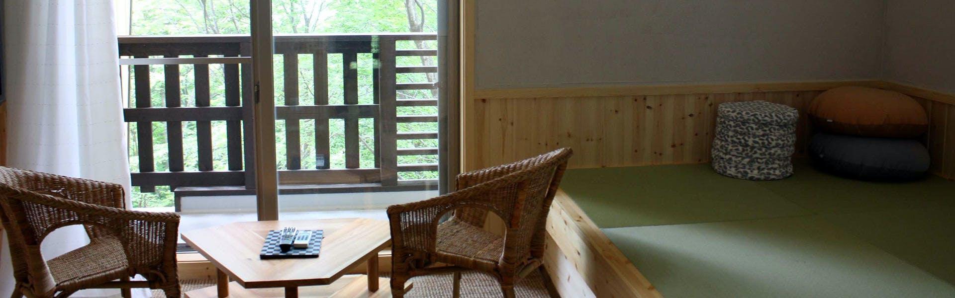記念日におすすめのホテル・那須高原山房 小啄木の写真2