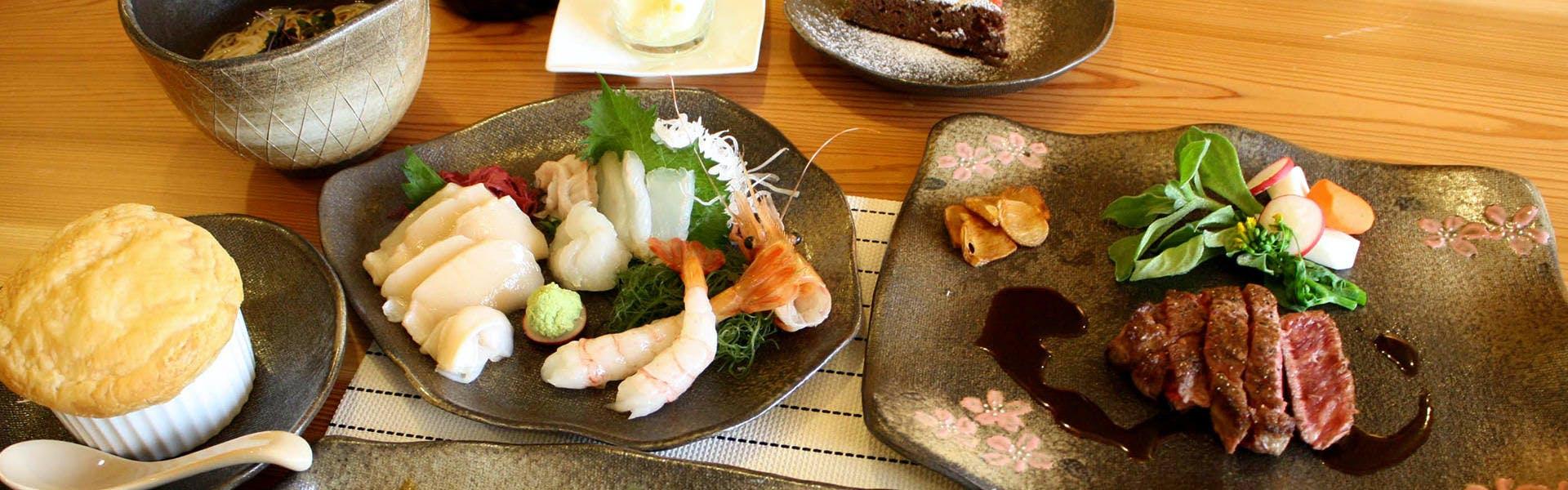 記念日におすすめのホテル・那須高原山房 小啄木の写真3