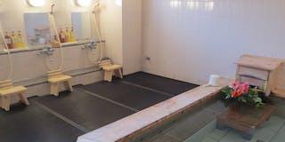大浴場 お座敷風呂(男湯と女湯)