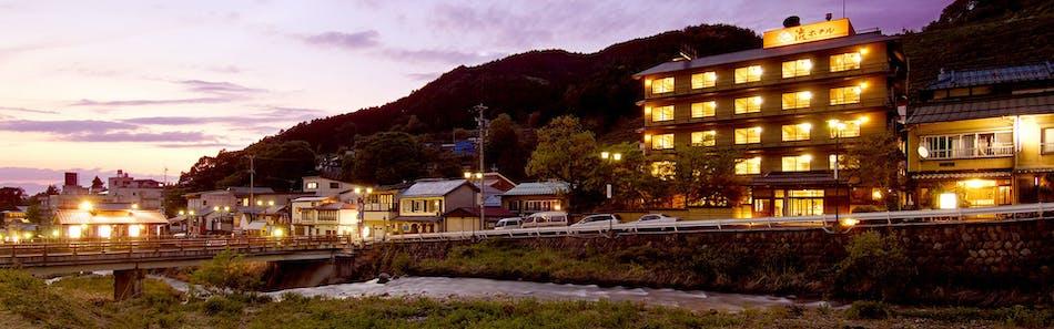 渋温泉 渋ホテル