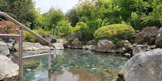 露天岩風呂「那須温泉」
