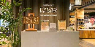レストラン「パサール」