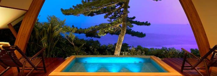 全ての客室、全てのお風呂から紺碧の海を望める 伊豆下田温泉 下田大和館(静岡県/伊豆下田温泉)