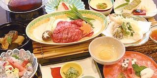 竹生島 料理一例