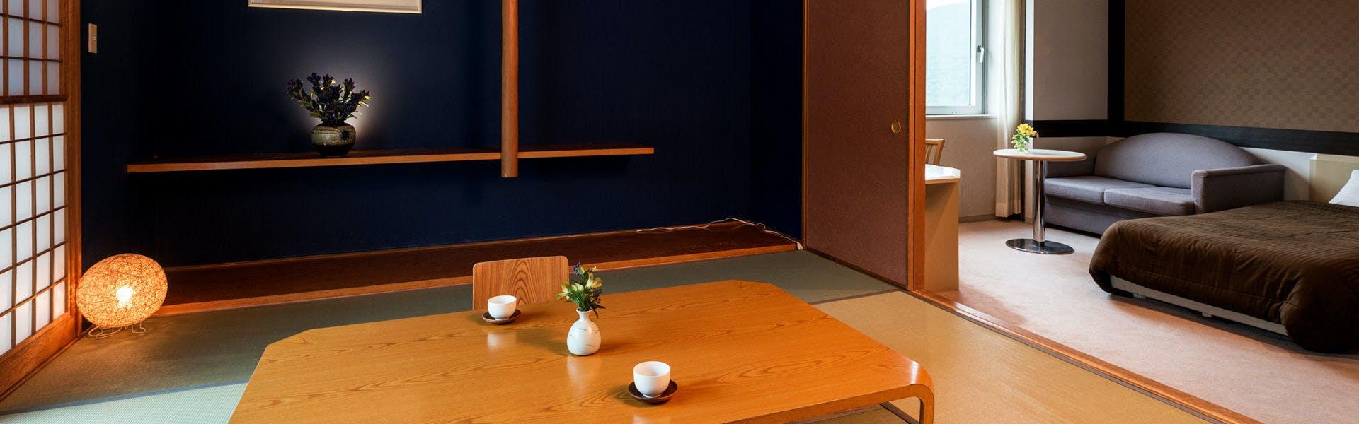 記念日におすすめのホテル・たかみや 瑠璃倶楽リゾートの写真2