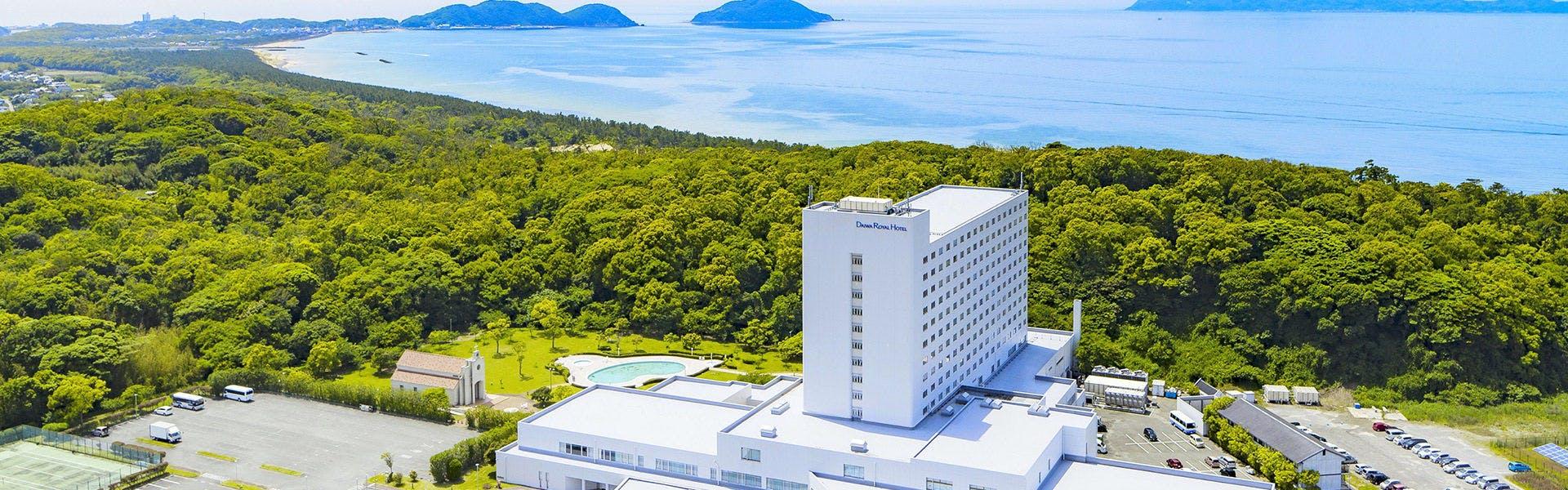 記念日におすすめのホテル・【ロイヤルホテル 宗像 -DAIWA ROYAL HOTEL-】の写真2