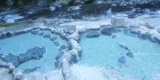 河原の湯 しぶきの湯