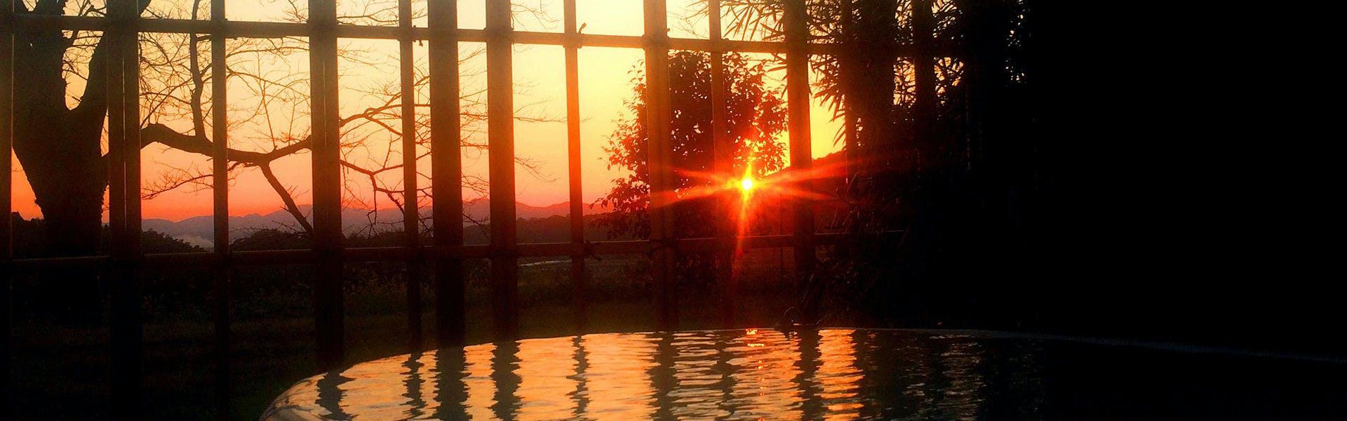 記念日におすすめのホテル・【里山の隠れ宿 花富亭 -かふうてい-】の写真2