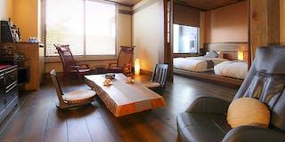 露天風呂付き特別客室