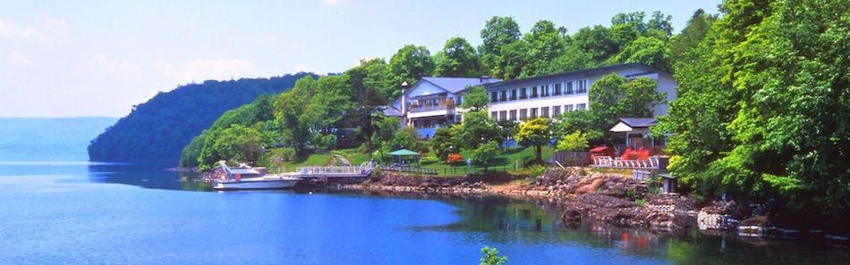 湖畔の宿 支笏湖 丸駒温泉旅館