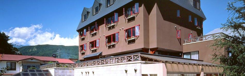 白馬ホテル扇屋
