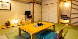 純和風客室一例