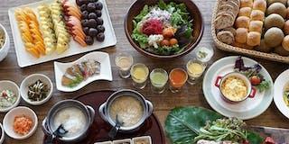 朝食<健康と発酵テーマ>