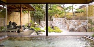 殿方浴場「古城の湯」