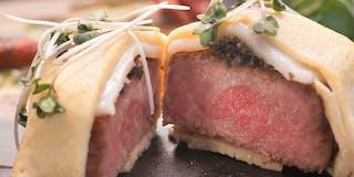 洋風懐石料理一例