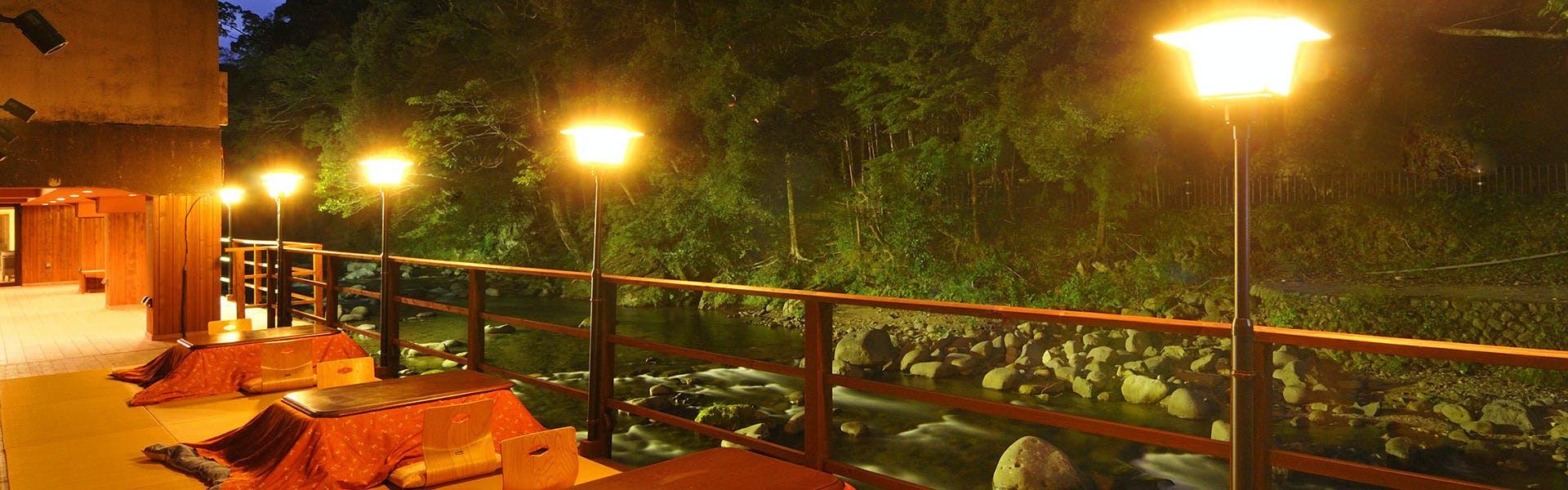記念日におすすめのホテル・水のみち 風のみち 湯ヶ島 たつたの写真3