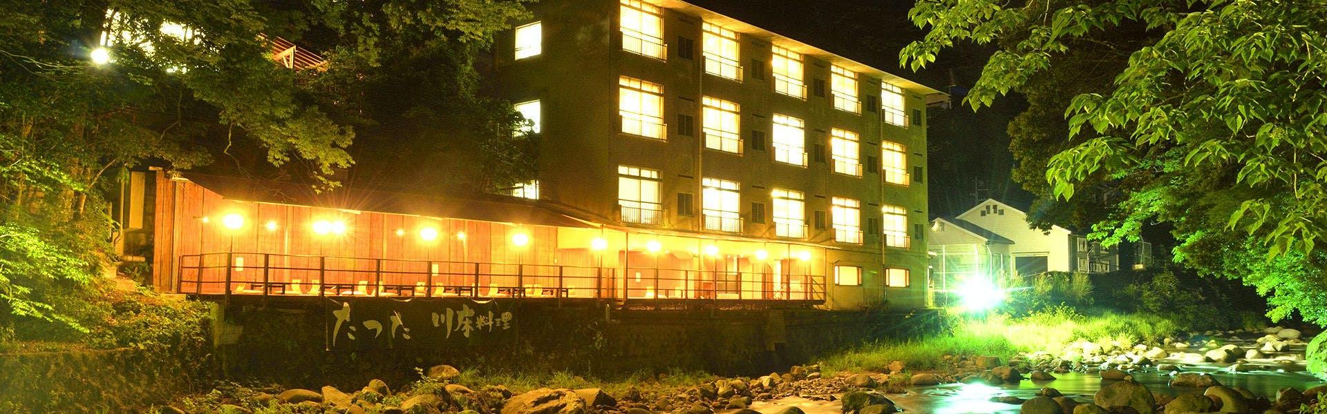 記念日におすすめのホテル・水のみち 風のみち 湯ヶ島 たつたの写真1