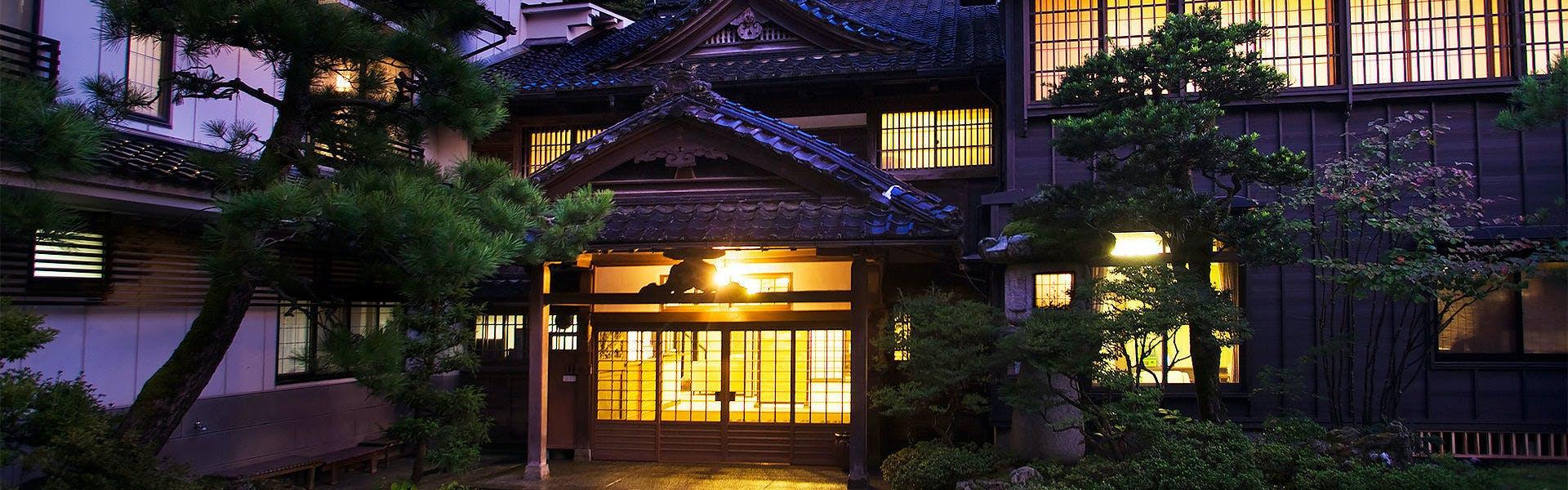 記念日におすすめのホテル・深谷温泉 元湯石屋の写真1