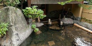 庭園露天風呂 山ざくらの湯
