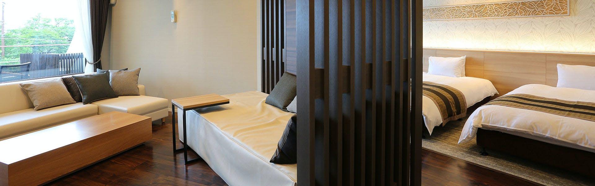記念日におすすめのホテル・【ホテルアンビエント伊豆高原】 の空室状況を確認するの写真1