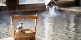 【変若水(おちみず)の湯】の由来