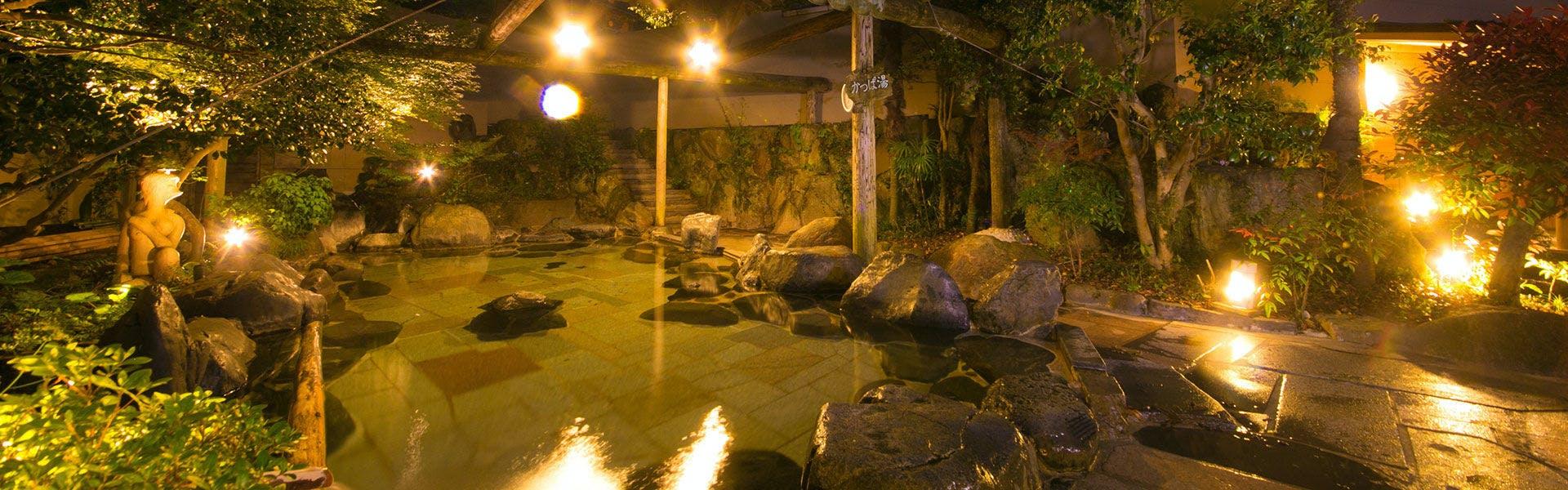 記念日におすすめのホテル・【湯めぐりの宿 楠水閣】の写真3