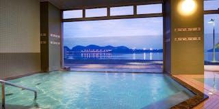 浜名湖一望の大浴場【憧憬の湯】
