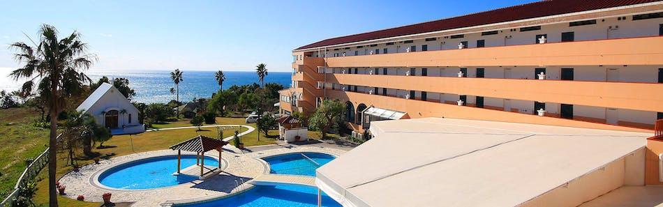 リゾートホテル海辺の果樹園