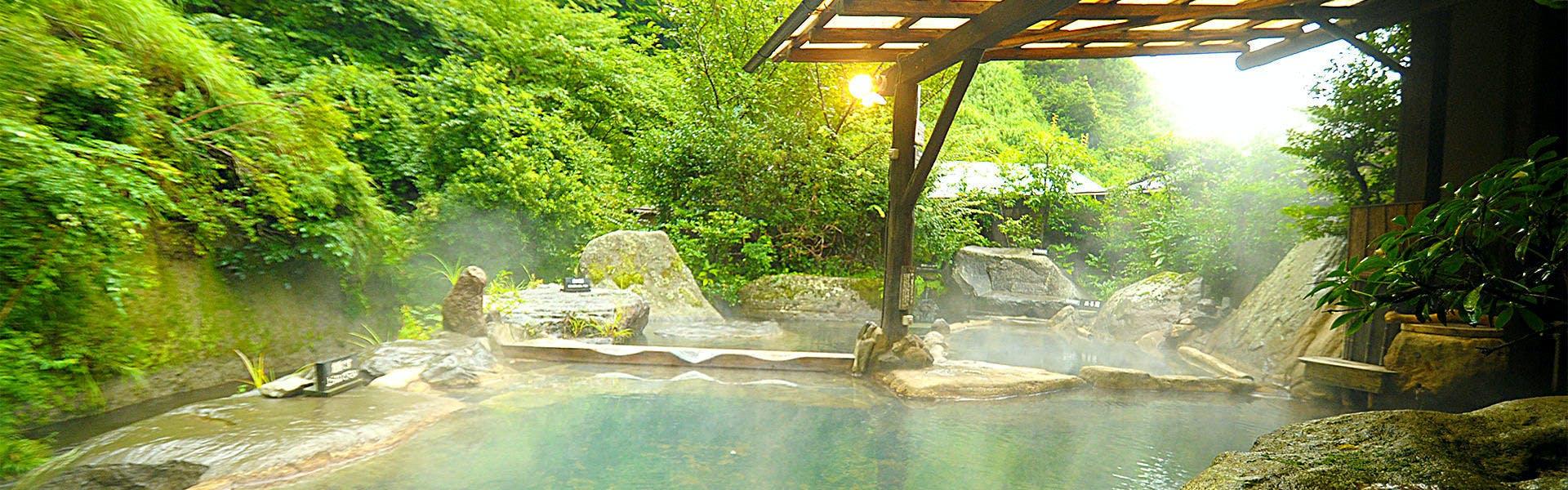 記念日におすすめのホテル・【源流の宿 帆山亭】の写真2
