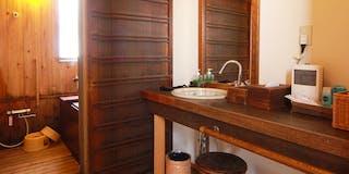 各部屋専用風呂