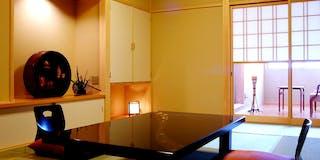 展望風呂付特別室