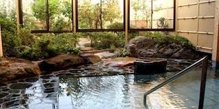 庭園露天風呂 四季彩の湯