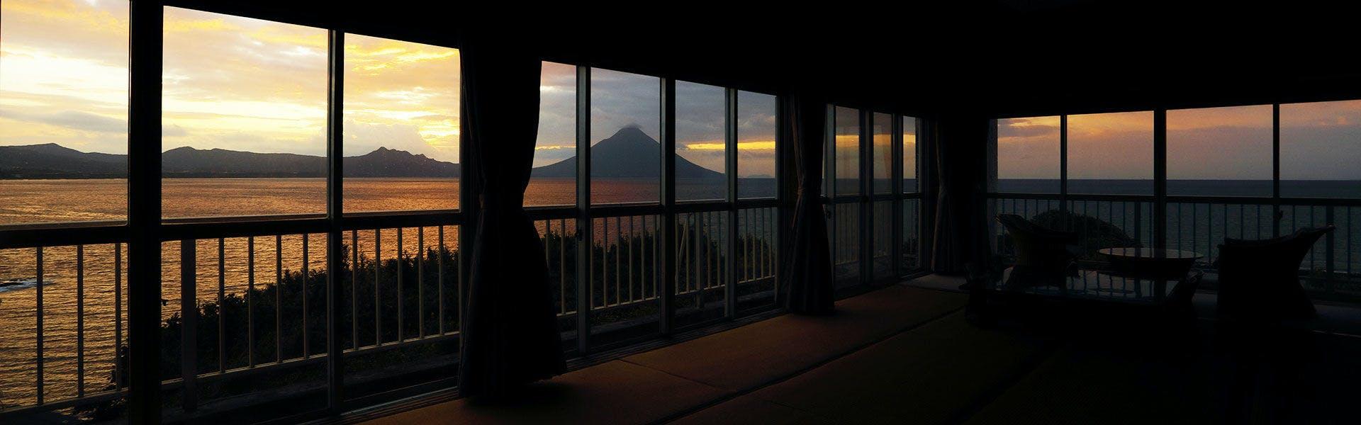 客室からの眺望2