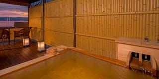 半露天風呂付 特別和室