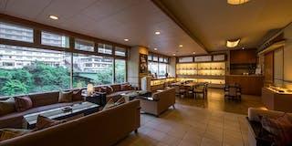 ロビー&コーヒーコーナー「ゆけむり茶屋」