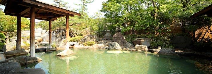飲泉もおすすめの三朝温泉が自慢 三朝館(鳥取県/三朝温泉)