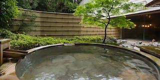 大浴場・森林庭園 露天風呂
