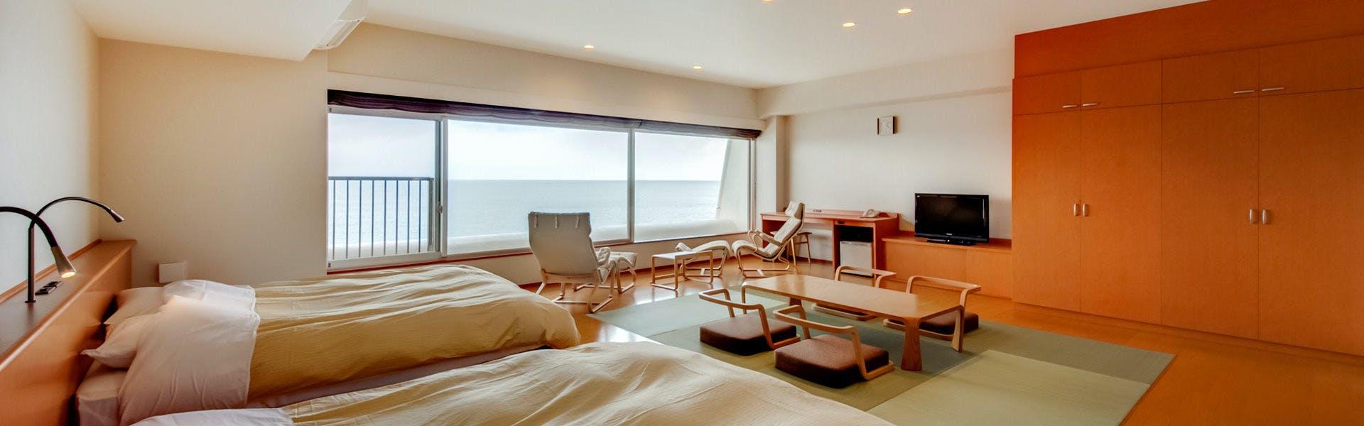 記念日におすすめのホテル・【休暇村 指宿】 の空室状況を確認するの写真3