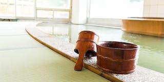 温泉大浴場「知林の湯」