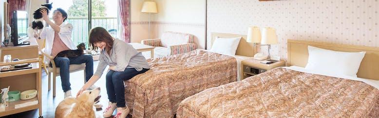 伊豆高原わんわんパラダイスホテル