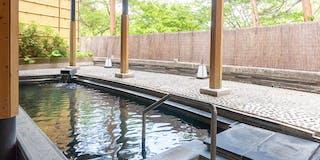 【露天風呂】尖石温泉