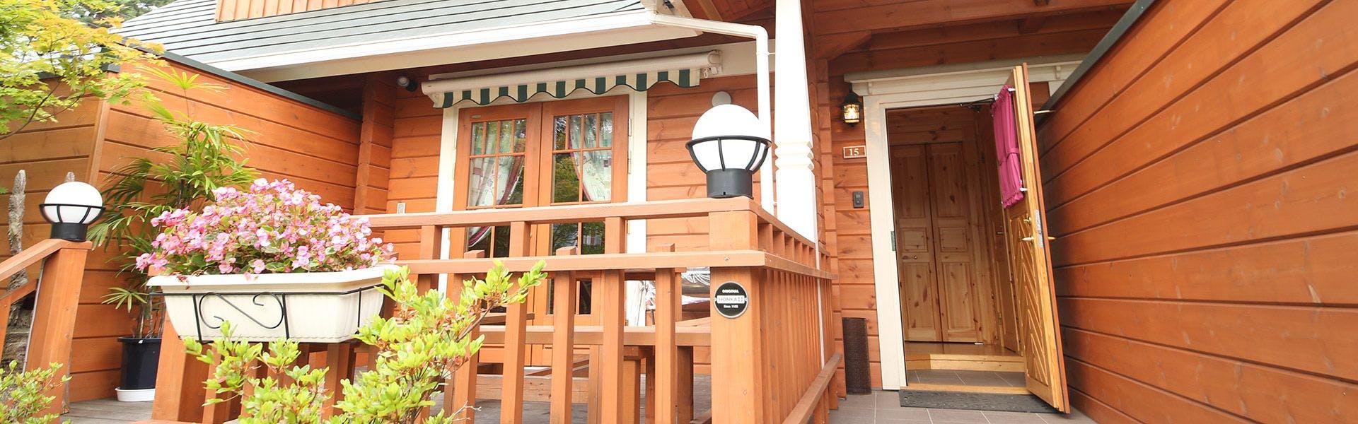 リゾート ホテル 北 軽井沢 ランド ハイ