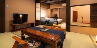 特別室 露天風呂付和室