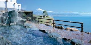 富士山展望露天風呂