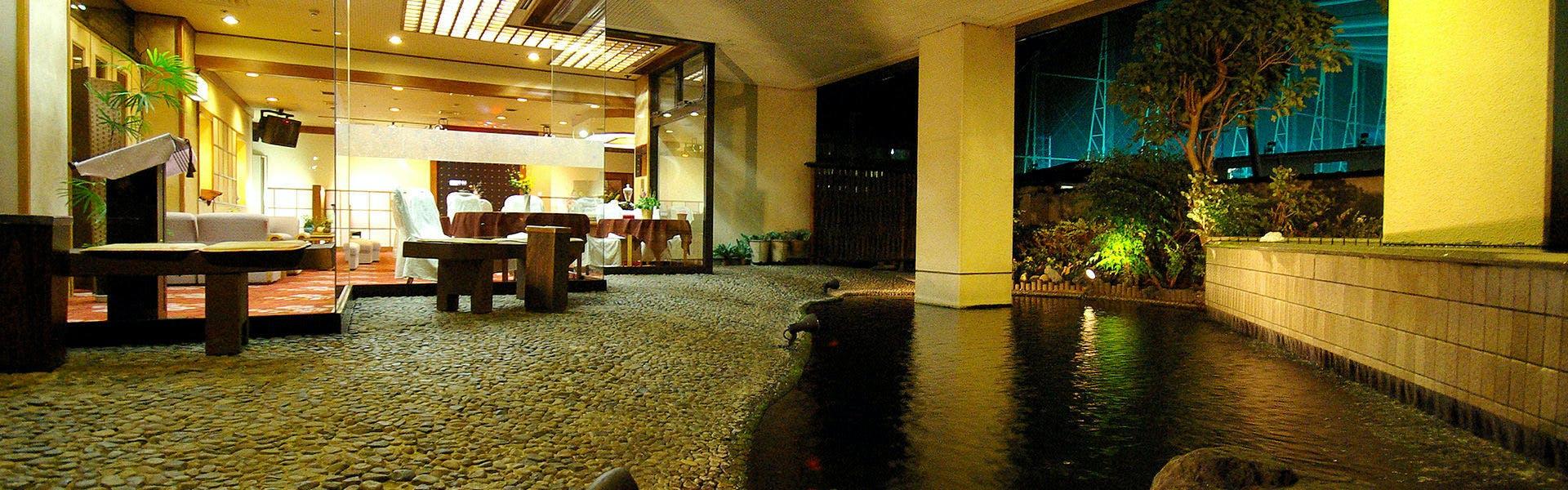 記念日におすすめのホテル・湯和み 別館 石和常磐ホテルの写真1