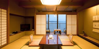 紫水館角部屋 客室一例