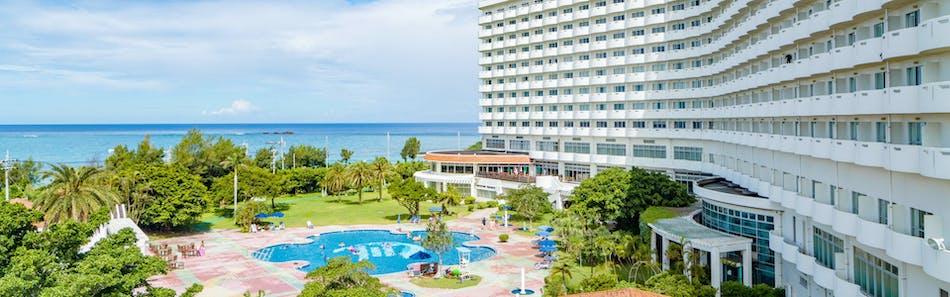 ロイヤルホテル 沖縄残波岬 -DAIWA ROYAL HOTEL-
